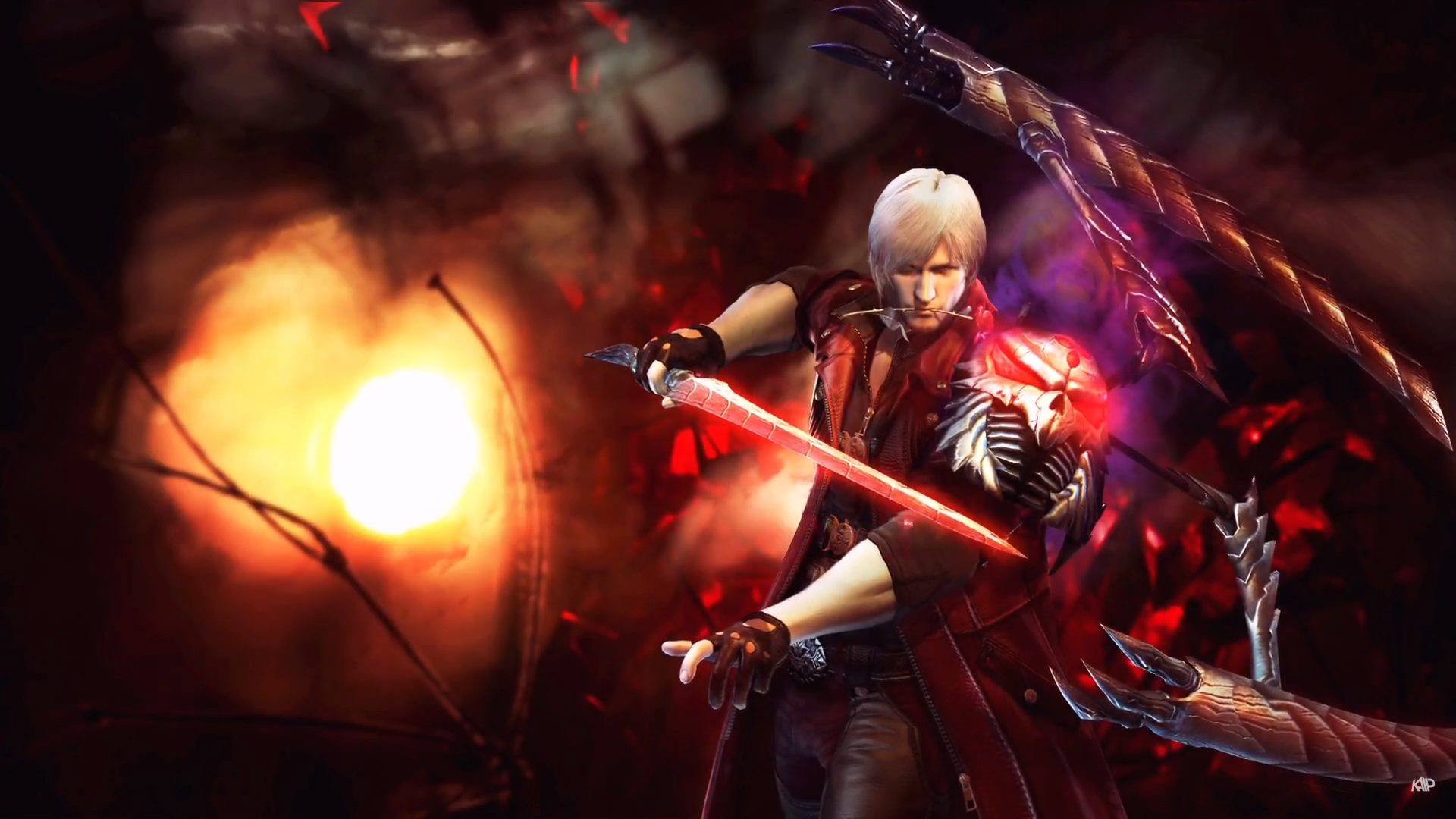 Devil May Cry 4 Wallpaper Collection Choosetab